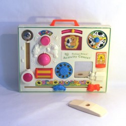 jeu 'Fisher Price' nourrisson