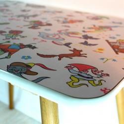 "table enfant  ""60"""