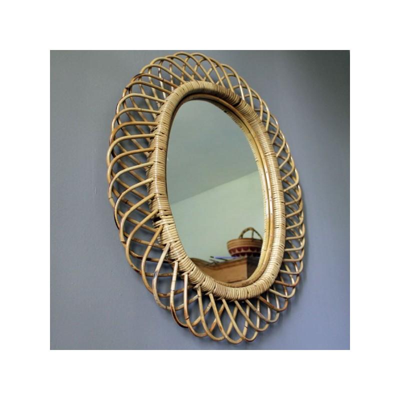 grand miroir sorci re. Black Bedroom Furniture Sets. Home Design Ideas