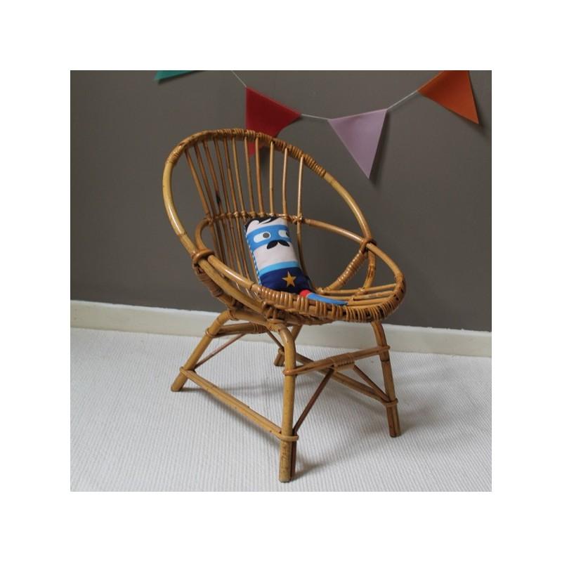 fauteuil rotin enfant. Black Bedroom Furniture Sets. Home Design Ideas