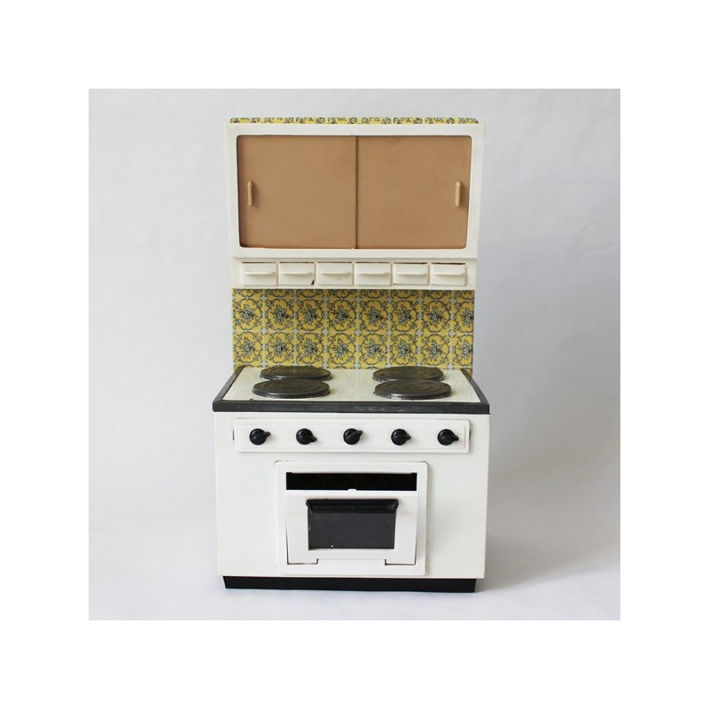 Stufa a gas gioco per bambini vintage - Stufa a gas per cucinare ...