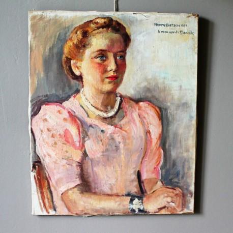 portrait 1937