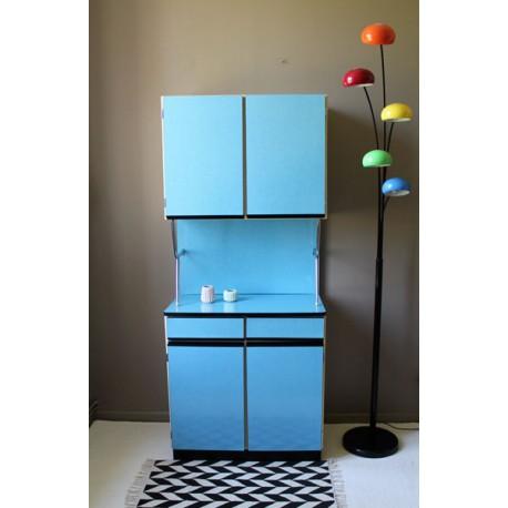 buffet bleu