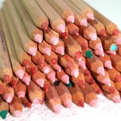 crayons à pastel